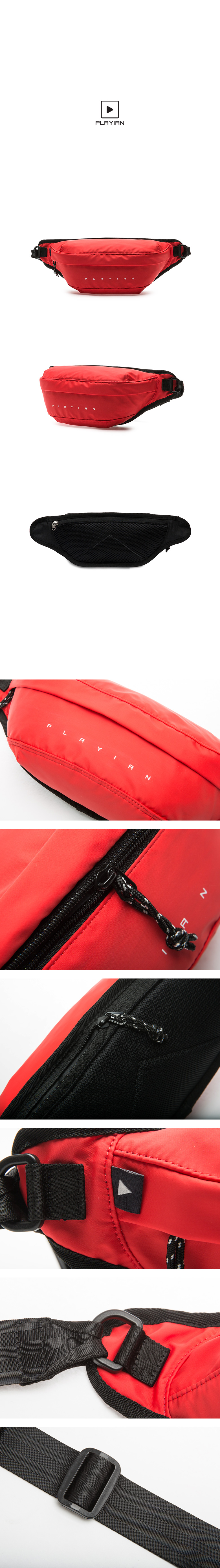 Inni waist bag_위니 웨이스트백(BW02URED)